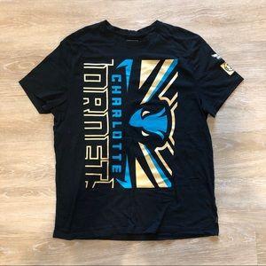 Express NBA Charlotte Hornets T-Shirt